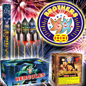 Brothers Pyrotechnics Fireworks