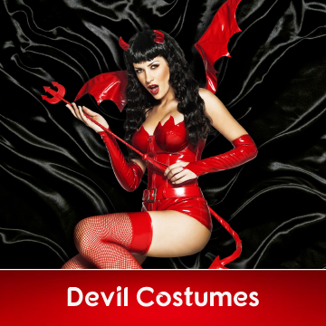 Saucy Devil Costumes