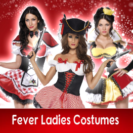 Ladies Fever Costumes