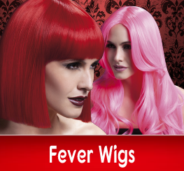 Fever Valentines Wigs