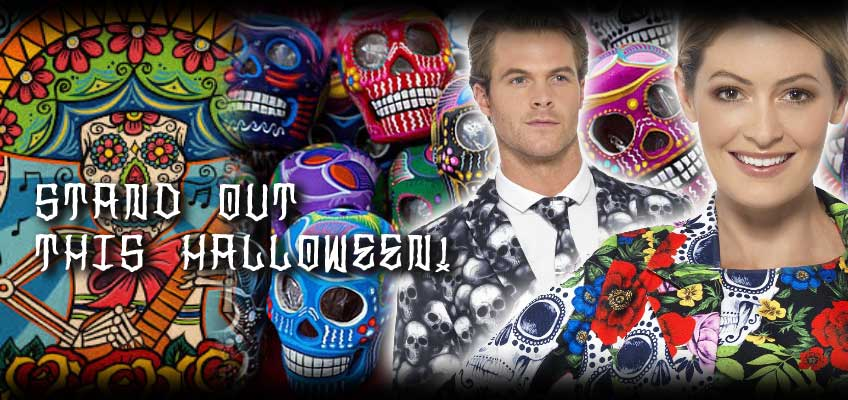 Halloween Stand Out Suits