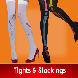 Halloween Tights and Stockings
