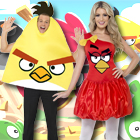 Angry Birds Fancy Dress