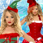 Christmas Fever Ladies Costumes