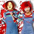 Chucky Costume from Childs Play