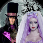 Gothic Manor Costumes
