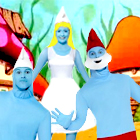 Smurfs Fancy Dress