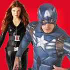 Superheroes Costume Collection