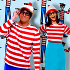 Wheres Wally Fancy Dress