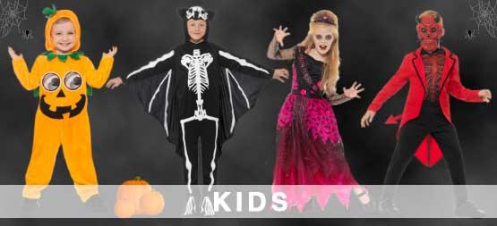 Childrens Halloween Costumes