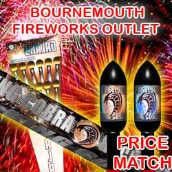 Fireworks Price Match