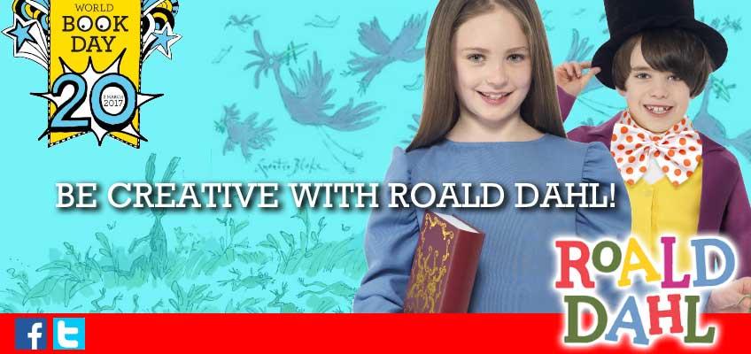 Roald Dahl Crazy!