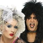 1980s Wigs