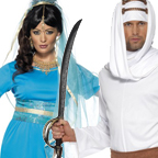 Arabian Fancy Dress