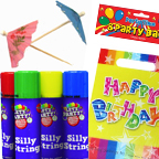 Assorted Party Goods