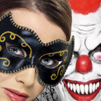 Eye Masks For Halloween Night