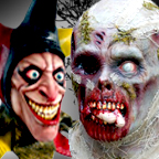 Ghoulish Productions Masks