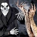 Gloves for Halloween