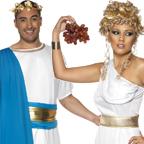 Grecian Fancy Dress