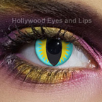 Halloween Coloured Contact Lenses