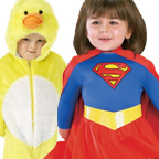 Infants and Toddlers Costumes