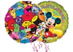 Kids Party Themed Balloons