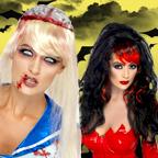 Ladies Halloween Wigs