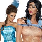 Ladies Western Costumes