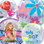Qualatex Bubbles Balloons