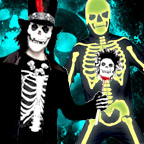 Skeleton Costumes for Men