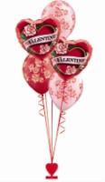 St Valentines Day Balloons