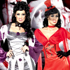 Vampire Costumes for Ladies