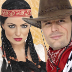 Wild West Western Costumes