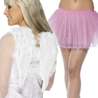 Wings Wands Boas Tutus and Petticoats