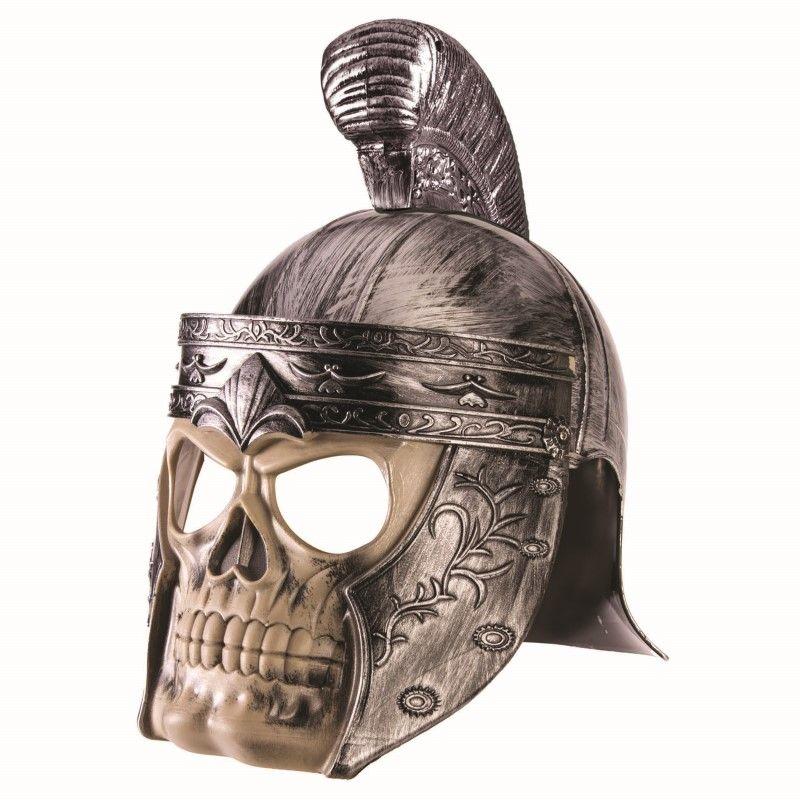 Perseus Gladiator Spartan Warrior Helmet Costume Accessory
