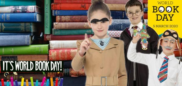 World Book Day Kids 2020
