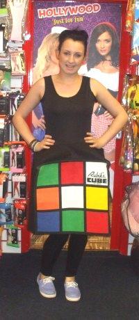 Rubik's Cube at Hollywood