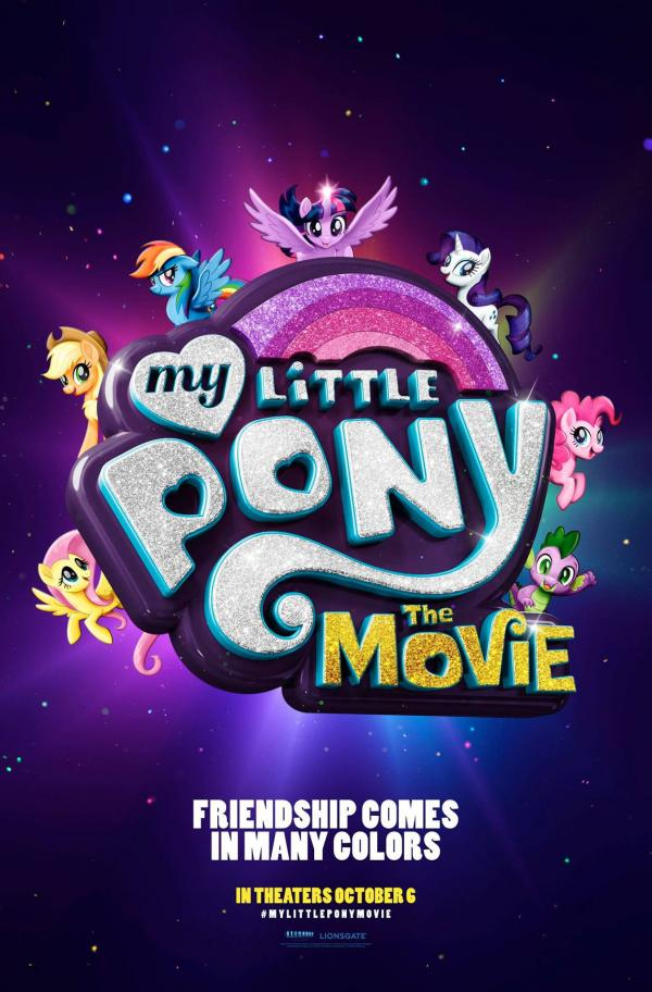 My Little Pony: The Movie 2017