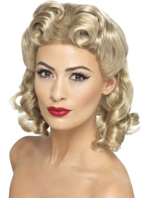 How to Create a Retro 1940s Hairstyle