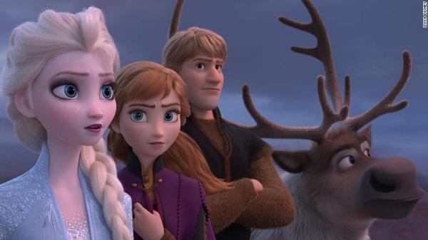 Frozen II Movie Release