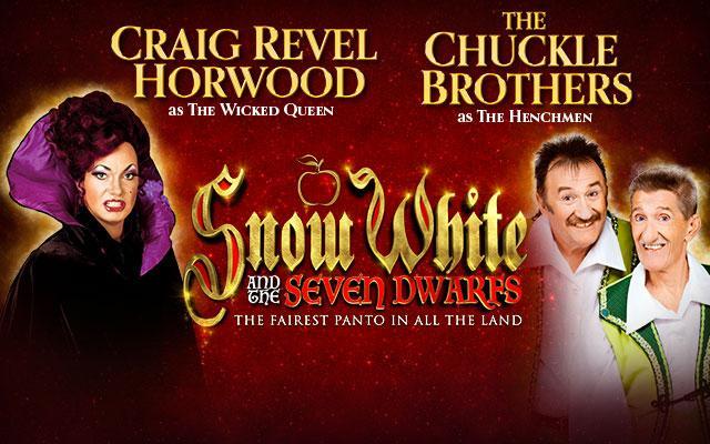 Snow White Panto: Mayflower 2017