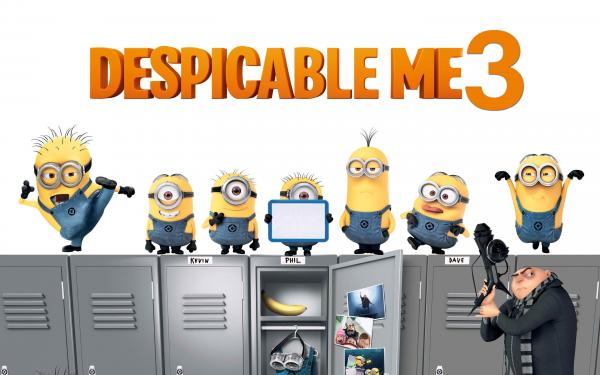 Despicable Me 3: Movie Release