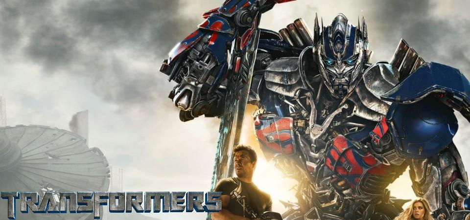 Transformers: The Last Knight Movie Release