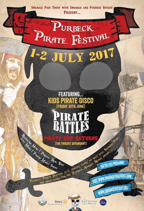 Purbeck Pirate Festival 2017