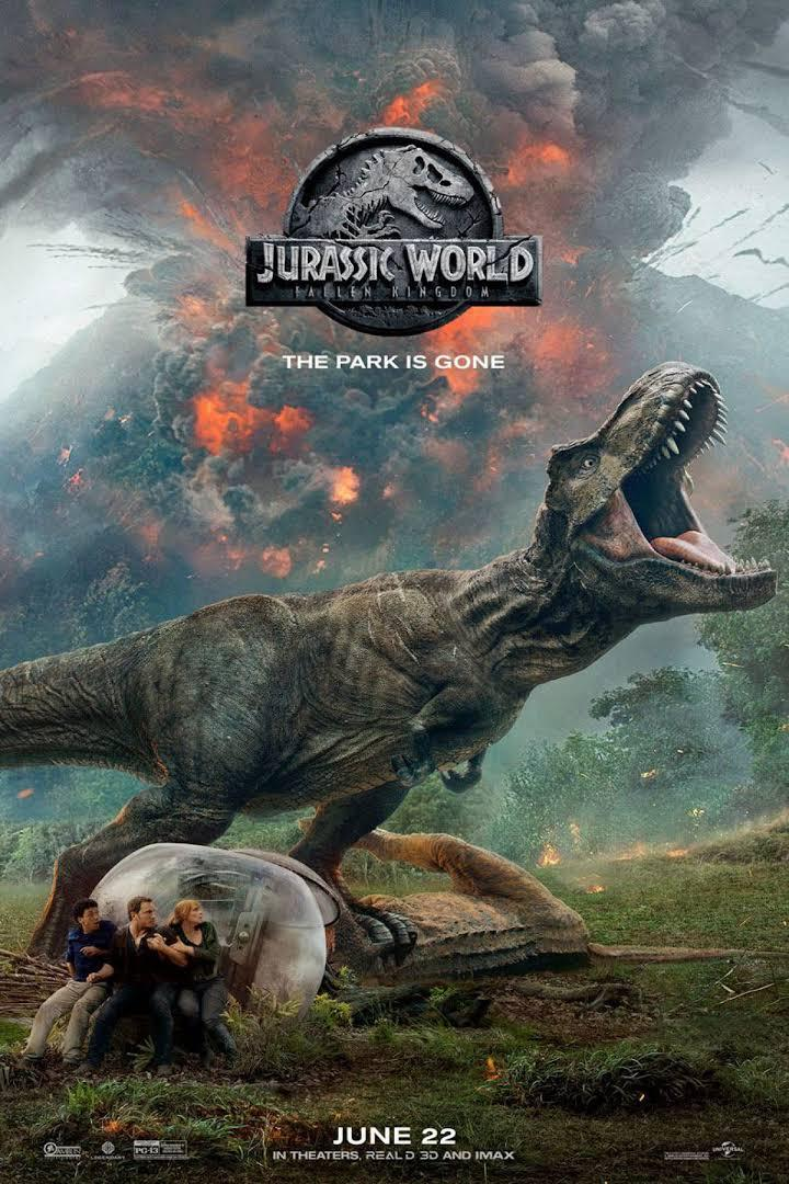 Jurassic World: Fallen Kingdom - Movie Release - June 2018