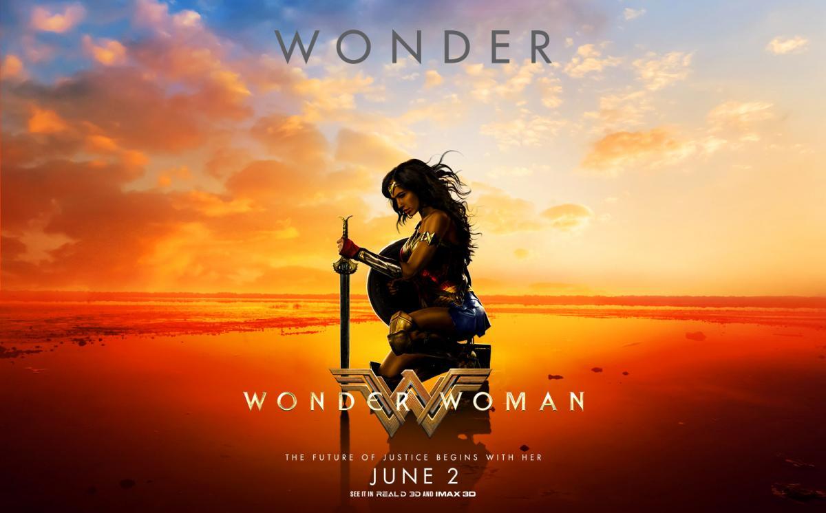 Wonder Woman 2017 Movie Release