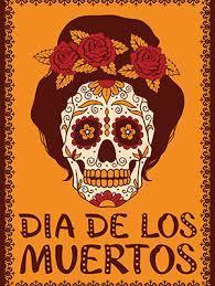Day Of The Dead Dia De Los Meurtos
