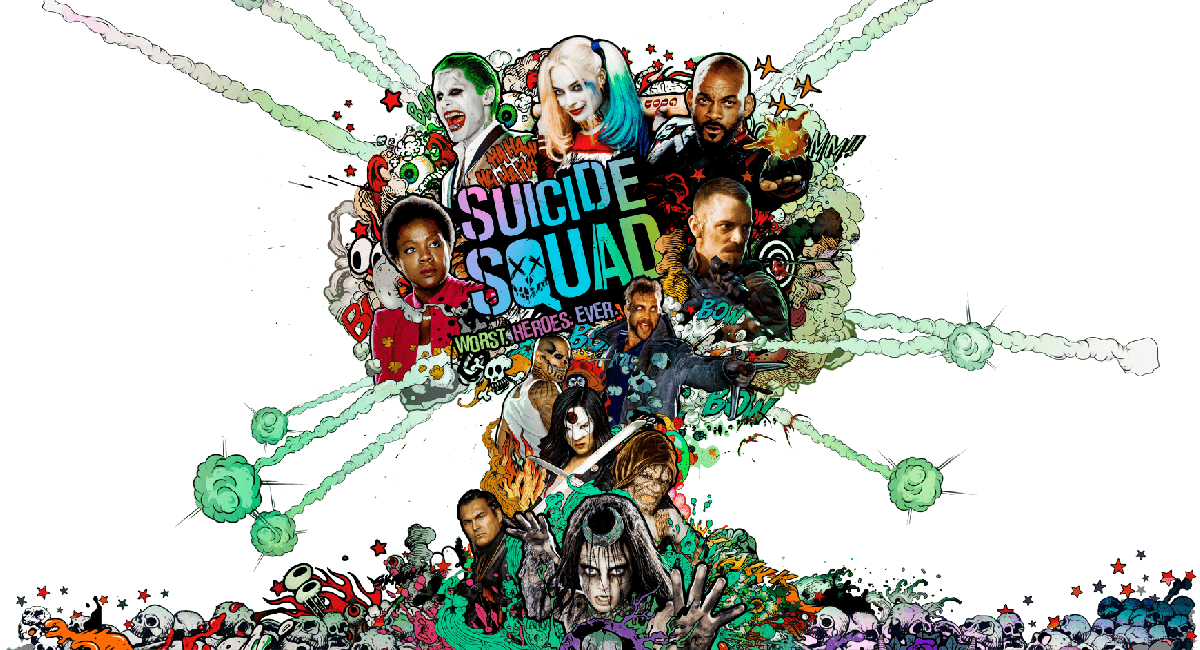 Suicide Squad is Coming!