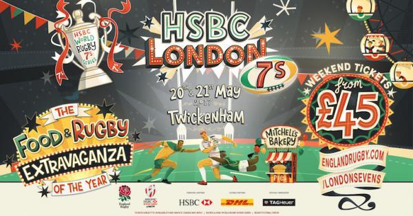 HSBC London Sevens Festival 2017