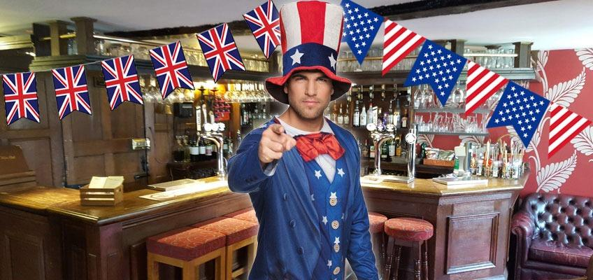 PUBS ARE RE-OPENING THIS JULY 4th!